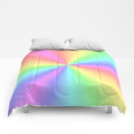 Rainbow Pattern 3 Comforters