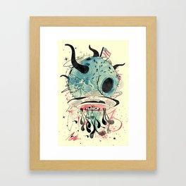 ET Explorer Framed Art Print