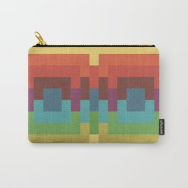 Geometric 1 Carry-All Pouch