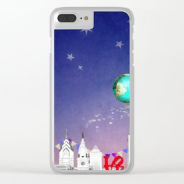 Float On Clear iPhone Case
