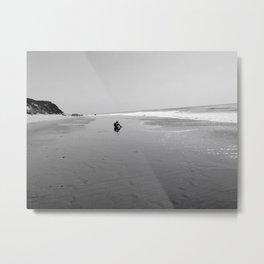 Solitude is Bliss v1.1 Metal Print