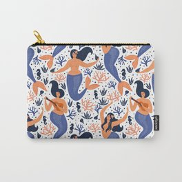 Cute mermaids Carry-All Pouch