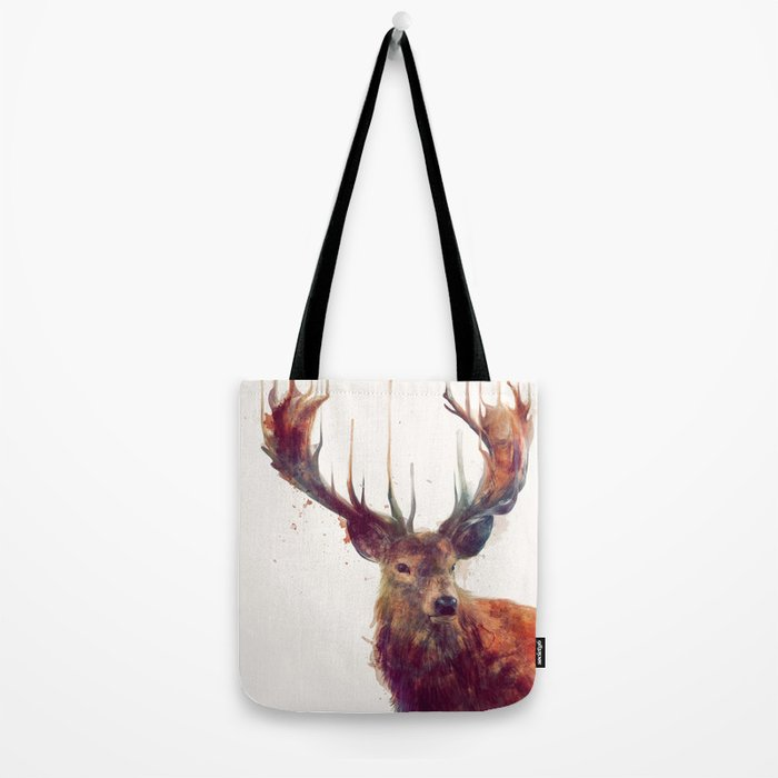 Red Deer // Stag Tote Bag