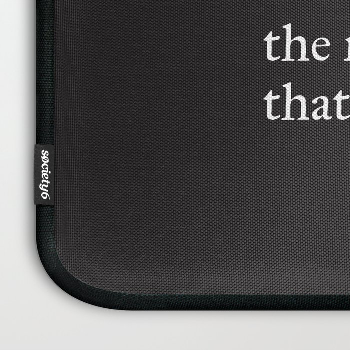 Feminism Definition Laptop Sleeve