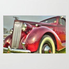 Packard Type 138 Vintage Saloon Car Rug