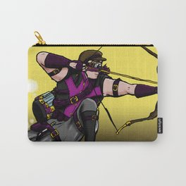 Steampunk archer Carry-All Pouch
