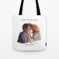 laia Tote Bags featuring Stydia by Laia™
