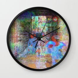 For when the segmentation resounds, abundantly. 12 Wall Clock