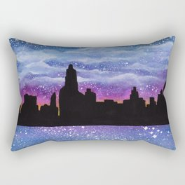 City of Stars Rectangular Pillow
