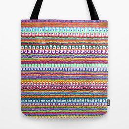 fusion color invasion Tote Bag
