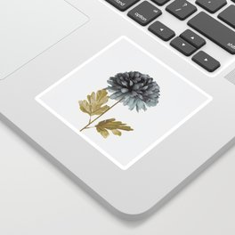 flower 5 Sticker