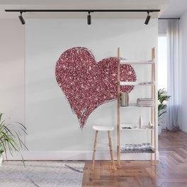 Issa Heart Wall Mural