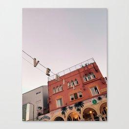 Venice Golden Hour Canvas Print