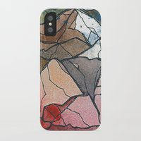rocky iPhone & iPod Cases featuring Rocky by Tonya Doughty