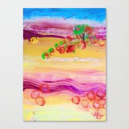 'Autumn Fields' Canvas Print