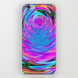 Psychedelic 60s iPhone Skin
