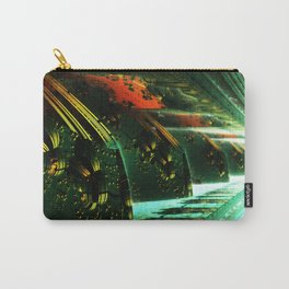 Cannon Battery (Pixel Explosion) Carry-All Pouch