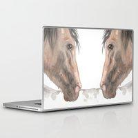 spanish Laptop & iPad Skins featuring Spanish by Bluedogrose