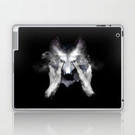 The Cry Wolf Laptop & iPad Skin