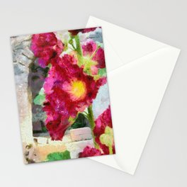Althea Among The Ruins Stationery Cards
