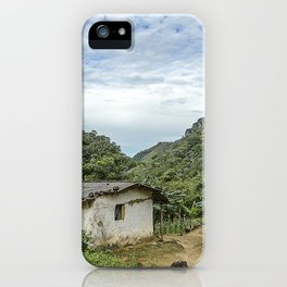 hovel iPhone Case