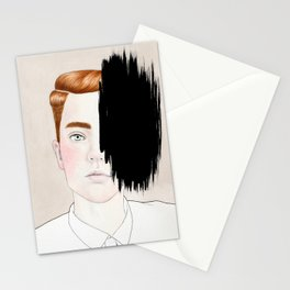 Hiding #3 Stationery Cards