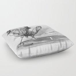 """""""Salvador Shuffle"""" Floor Pillow"""
