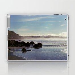 Moeraki Boulders, New Zealand Laptop & iPad Skin