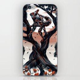 Coexist iPhone Skin