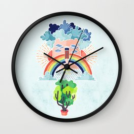 The Creator - God Wall Clock