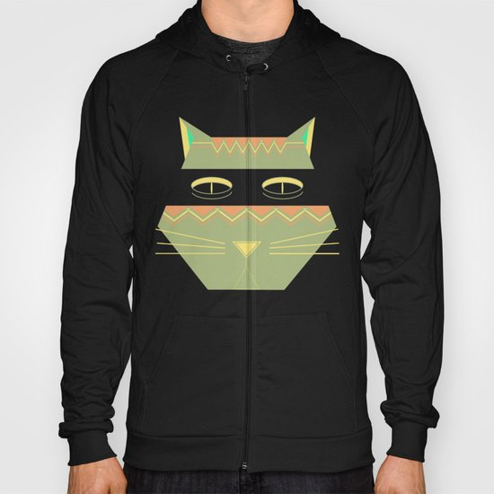 almost in cognito meow Hoody