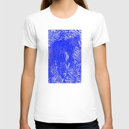 Abstract Buford Charging T-shirt
