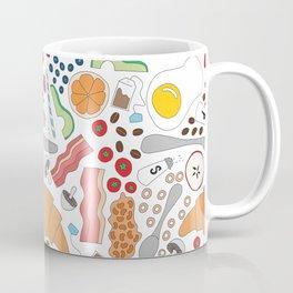 All day breakfast #2 Coffee Mug