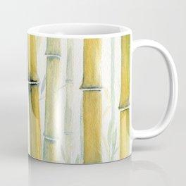 Bamboo Trees Coffee Mug