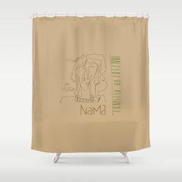 Naima Shower Curtain