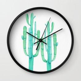 Dos Amigos Wall Clock