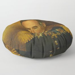 Robin Williams - replaceface Floor Pillow