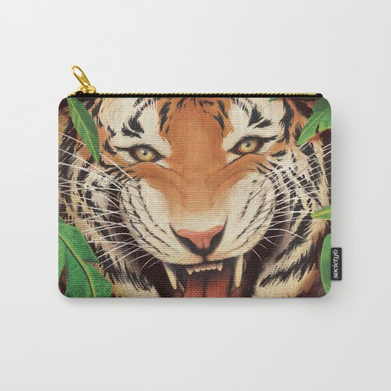 Guardian of the Jungle Carry-All Pouch