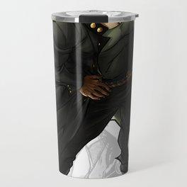 Jotaro Kujo Artwork Travel Mug