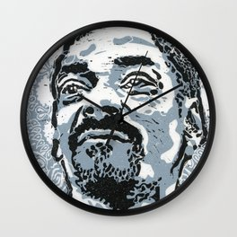 Snoop Wall Clock