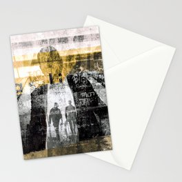 URBAN INDUSTRIAL IV Stationery Cards