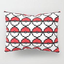 Pokémon Pokéball Print Pillow Sham