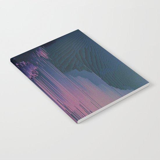 Pink Fringe Notebook