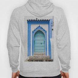 Doors - Chefchaouen, Morocco Hoody