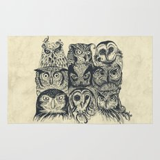 Nine Owls Rug