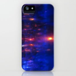 Bar~flection iPhone Case