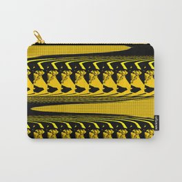 Stape/Yellow Madness/Cradox Creative Yellow Range Carry-All Pouch