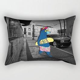 Cool Bear Rectangular Pillow