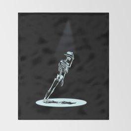 Anti -Gravity  Throw Blanket