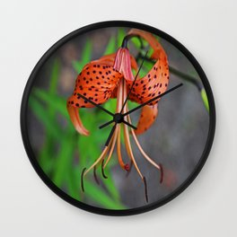 Dazzled by Sunshine Wall Clock
